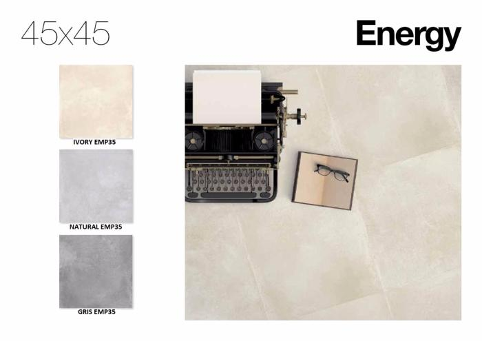 CARRELAGE 45X45 ENERGY